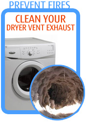 Dryer Vent Cleaning in Huntington Beach